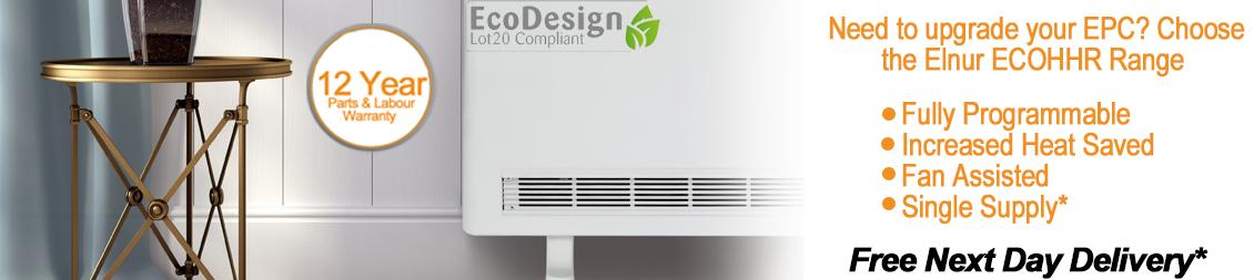 High Heat Retention Storage Heaters