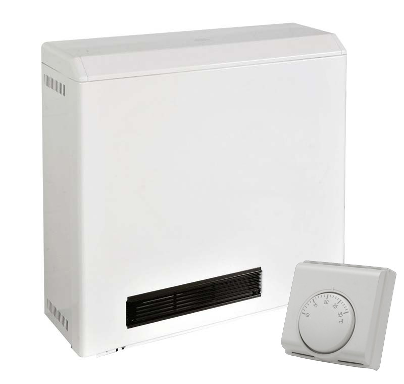 Kw Fan Assisted Storage Heater