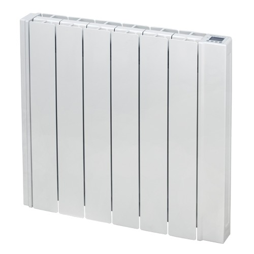 RD14W oil filled electric radiator front view