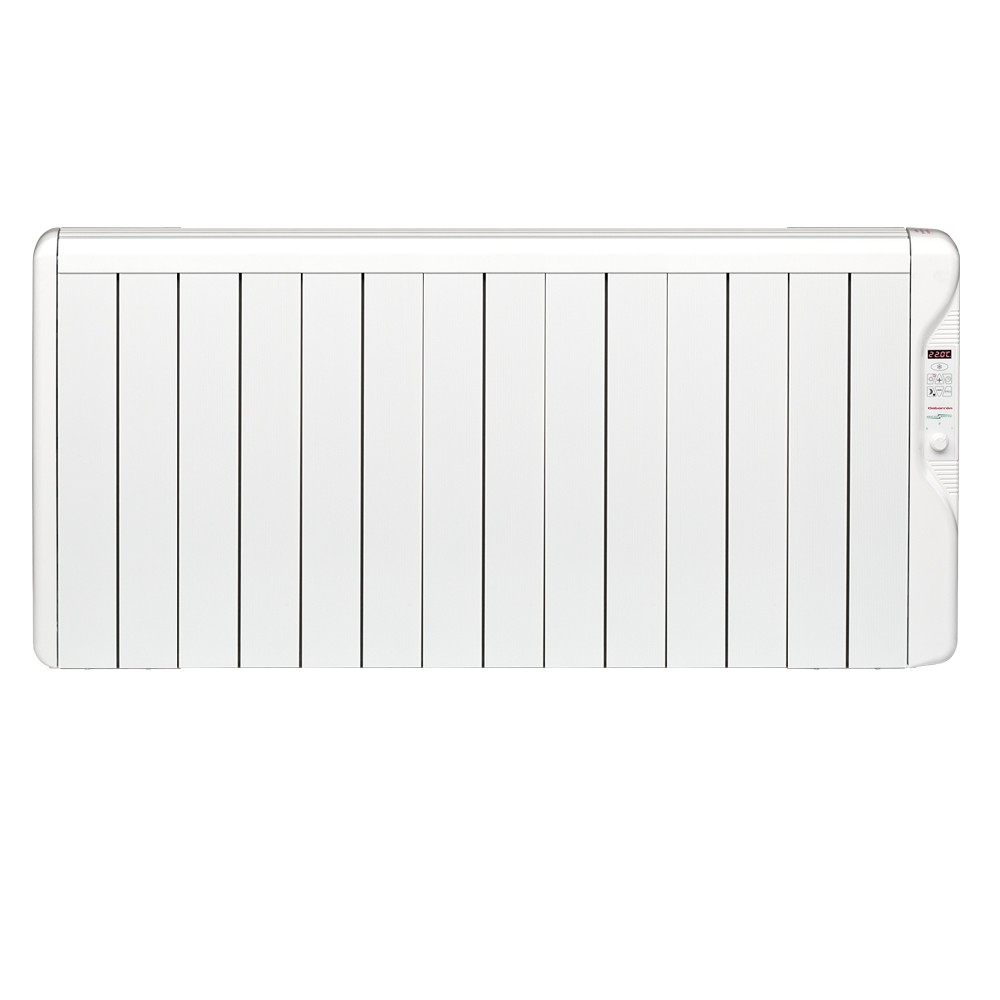 Elnur RX14E-PLUS Electric Radiator Front View