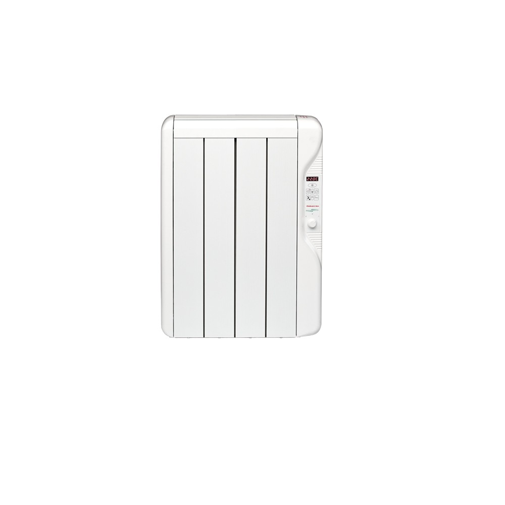 Elnur RX4E-PLUS Electric Radiator Front View