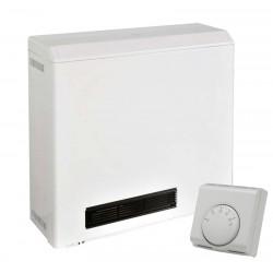 Elnur Gabarron ADL2012  Fan Assisted Storage Heater 2kw + stat