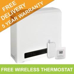 Elnur Gabarron ECADL3018 Connected Fan Assisted Storage Heater 3kw