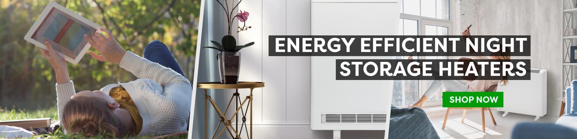 Energy efficient Night Storage Heates