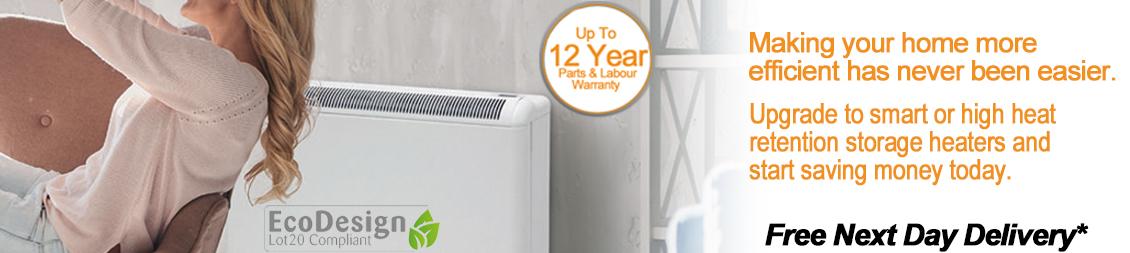 Smart Storage Heaters Sale