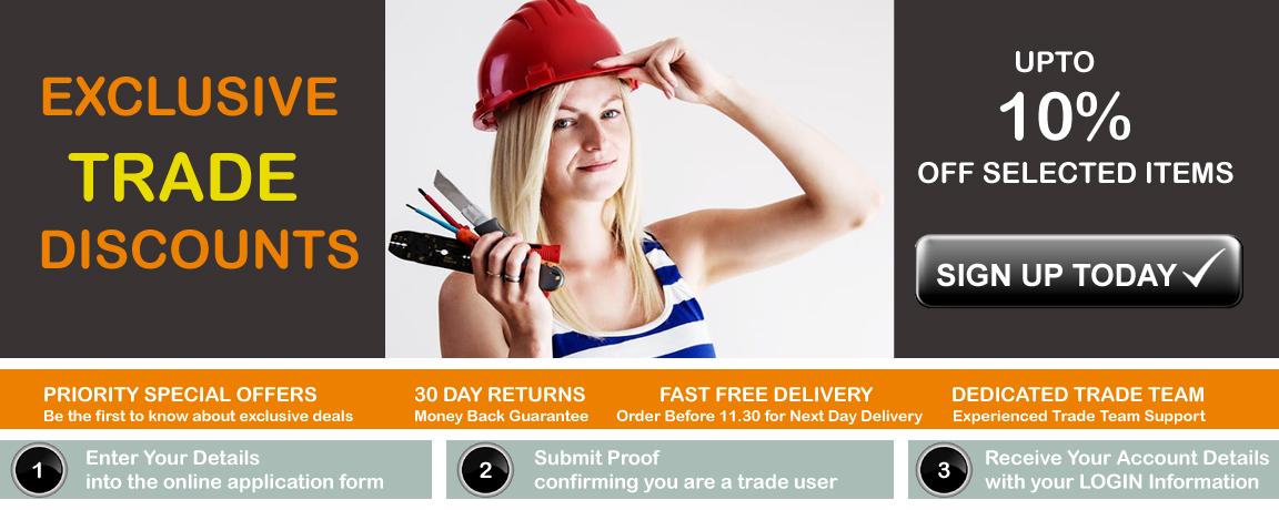 Storage Heater Trade Account