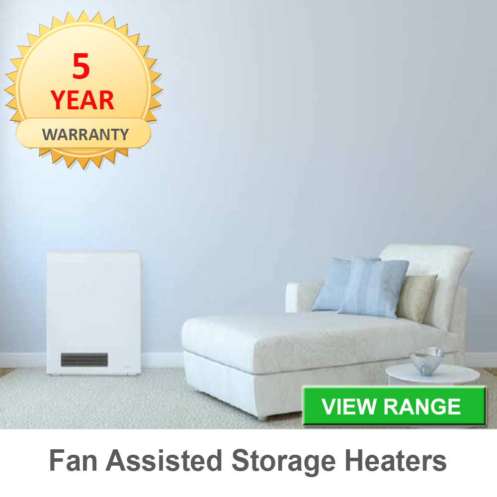 Fan Assisted Storage Heaters