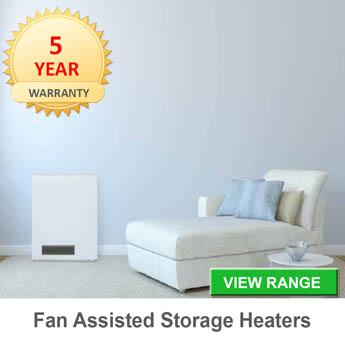 Fan Assisted Storage Heaters