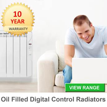 oil filled electric radiators