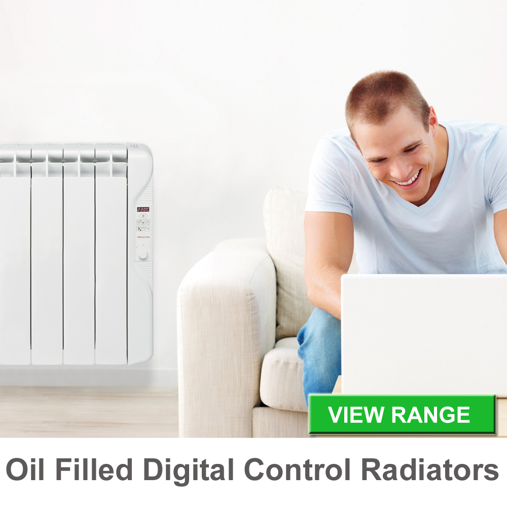 oil filled electric radiators