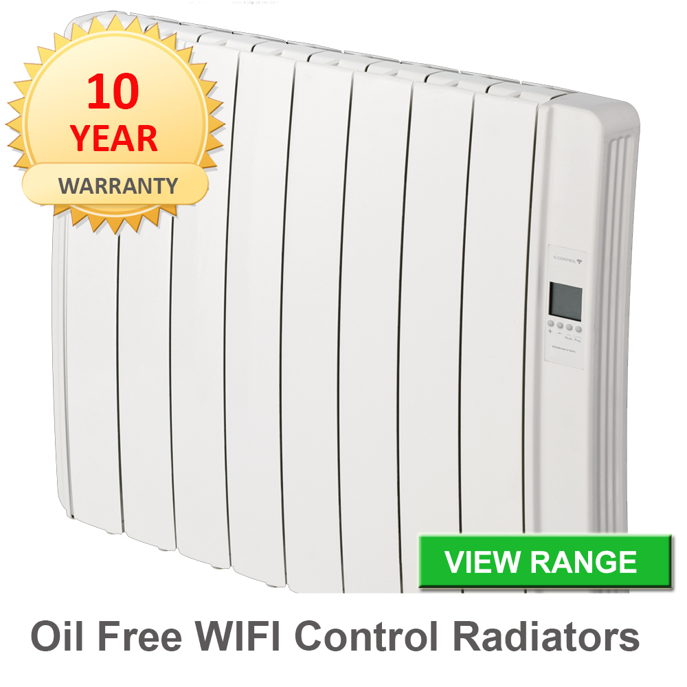 Wifi aluminium-electric-radiators