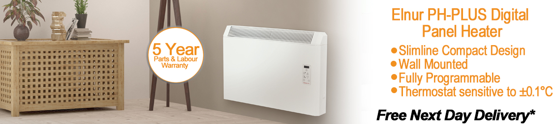 elnur digital-panel heaters